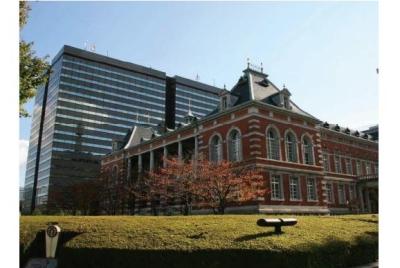 写真奥:公安調査庁(東京・霞が関 中央合同庁舎6号館) このページの先頭...  公安調査庁